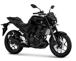 New Yamaha MT25 2019 2020 Yamaha Malang Motomaxone Metallic-BlackMT25