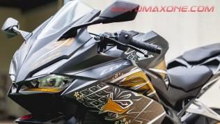 CBR 250RR Garuda X Samurai MotomaxoneBlog Honda Malang AHM MPM 6