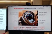 All New Honda Scooy 2021 panel meter 2