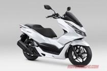 02 New PCX160 2021 MotomaxoneCom White CBS