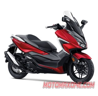 2021 Forza 250 Black Red MotomaxoneCom