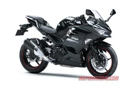 2021 Kawasaki Ninja 250 2 Silinder Indonesia MotomaxoneCom Grey-Black Metallic