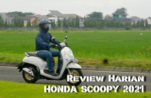 tes harian all new scoopy 2021
