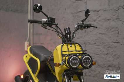 modifikasi scoopy honda zoomer katros garage motomaxonecom (2b) c