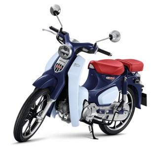 Motomaxonecom_Supercub C125_Pearl Niltava Blue_2021