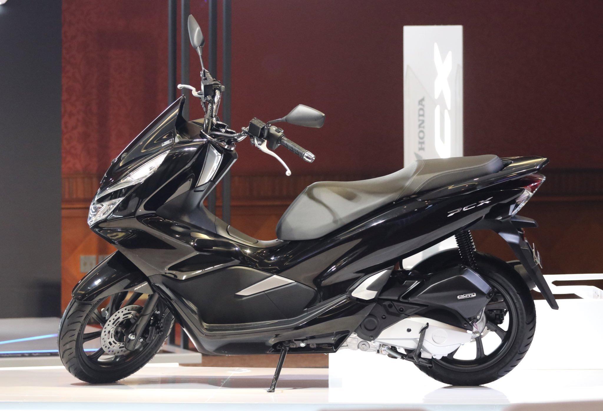 Gambar Modifikasi Honda Pcx 2019 Indonesia Sobotomotif