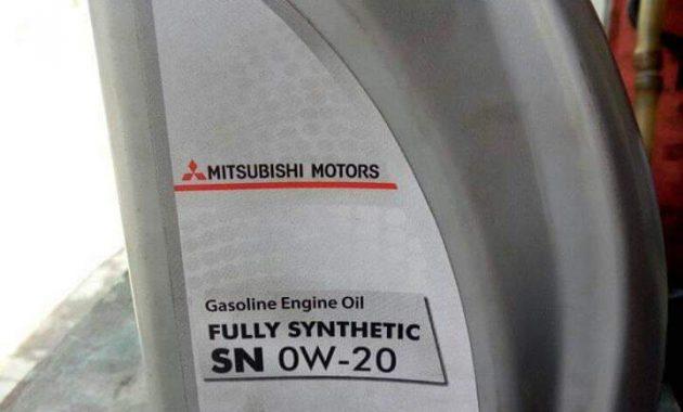oli mitsubishi motors