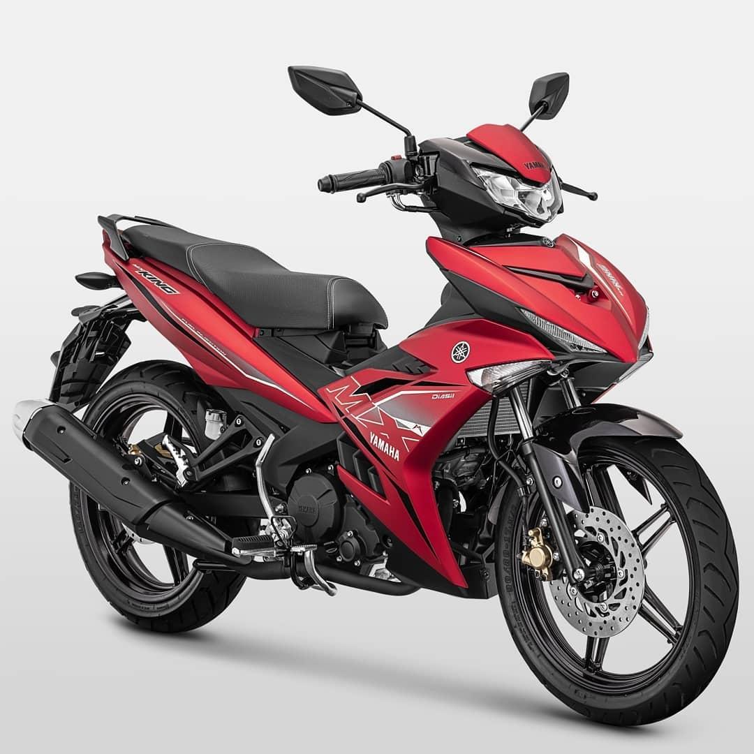 MX KIng merah 2019