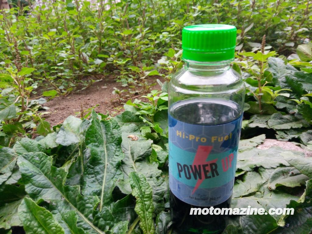 hi-pro fuel power up