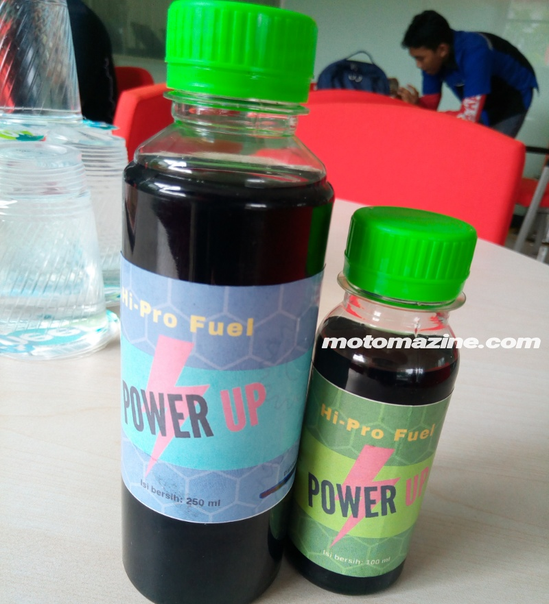 hi pro fuel power up
