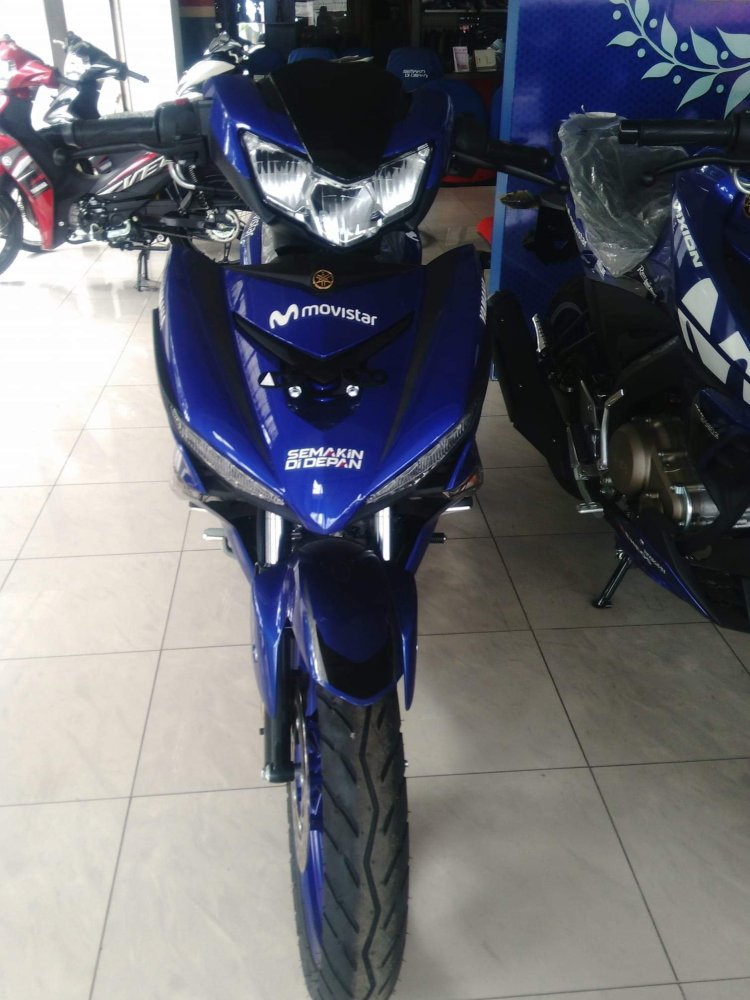Yamaha MX King facelift