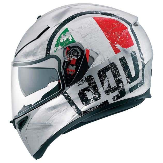 agv k3 sv scudetto motomazine.com