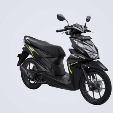 All New Honda BeAT 2020 Garage Black