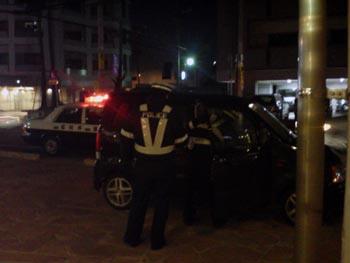 飲酒運転で逮捕