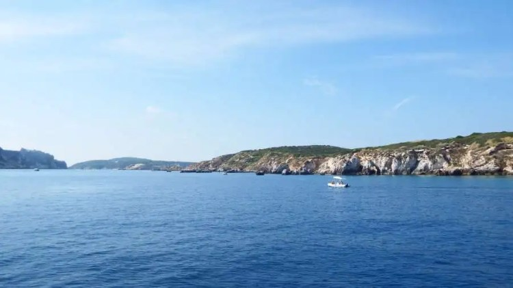 Isola di Capraia, Isole Tremiti
