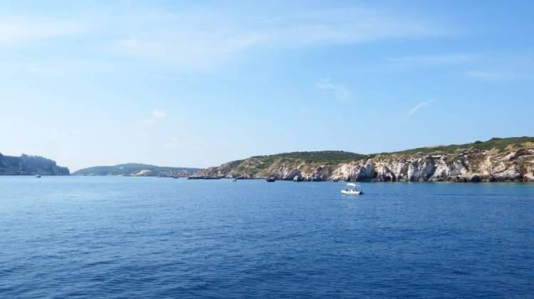 Motonave Victor - Isole Tremiti