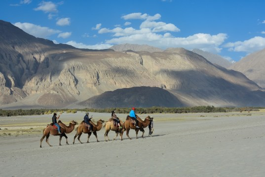 Ultimate Leh Ladakh Bike Trip