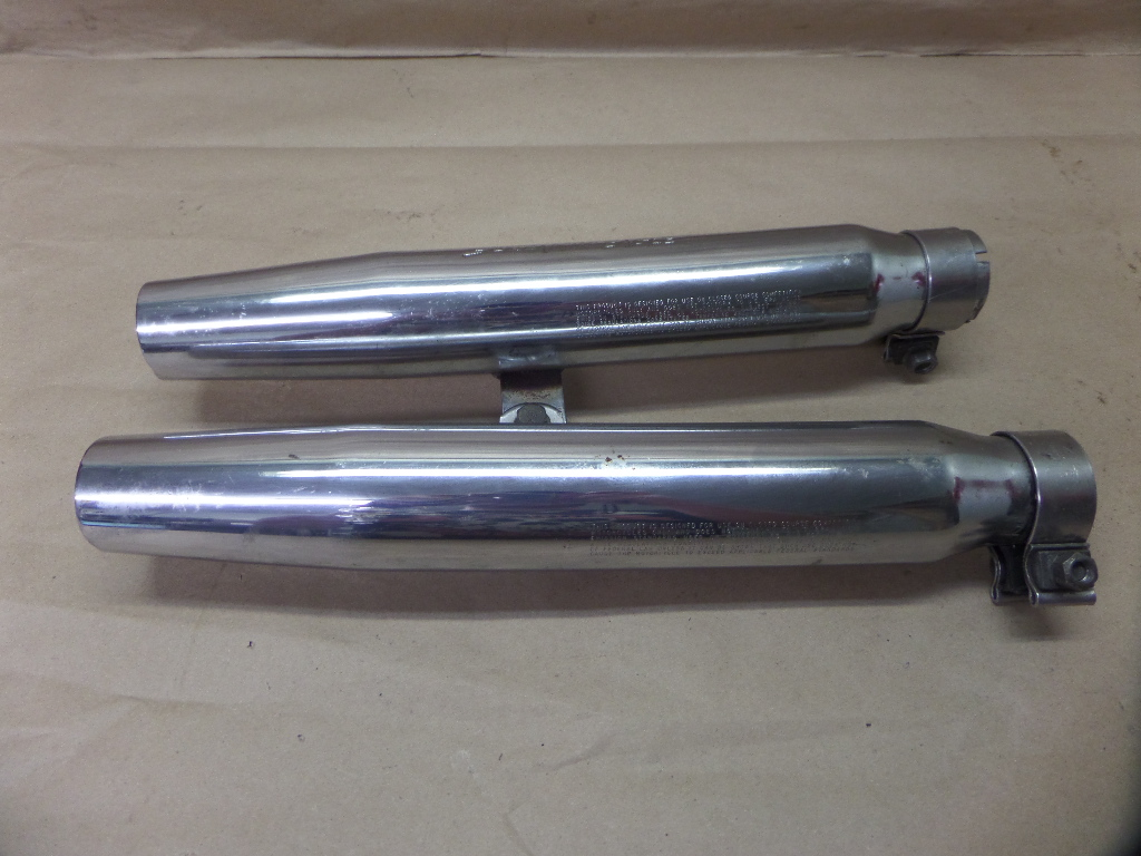 used screamin eagle exhaust