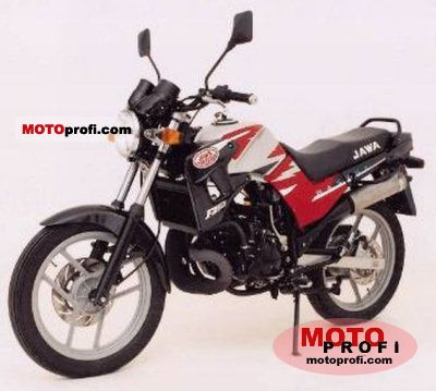 Motocykle Jawa 250 Master Tempo - 2001