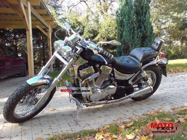 Suzuki Intruder Top Speed 1400