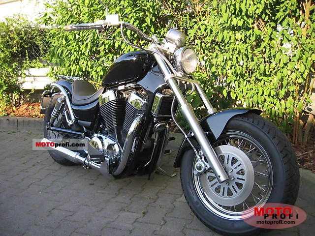 1400 Top Speed Suzuki Intruder