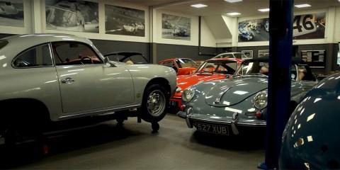 Prill Porsche Classic