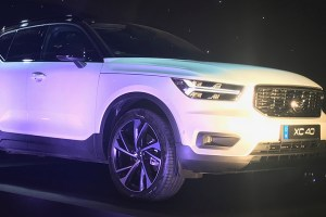 Volvo XC40 What Car Awards feature