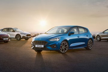 2018 ford focus feature