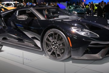 Ford GT FEATURE