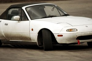 Mazda MX5 Drifting Feature