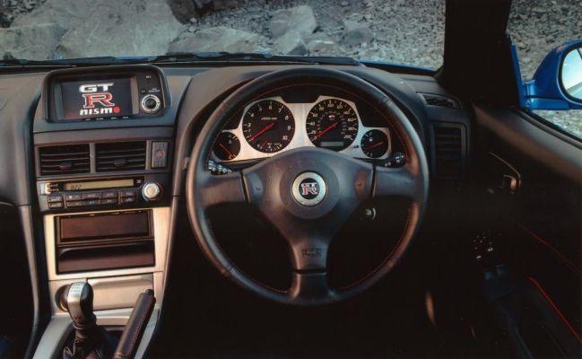 Nissan Skyline R34 GT-R Motor-Vision