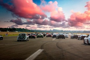 The Supercar Event feature