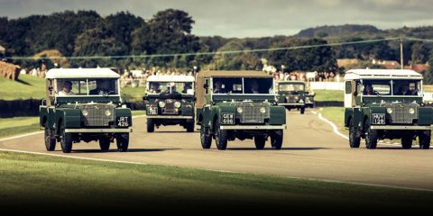 Goodwood Festival of speed feature