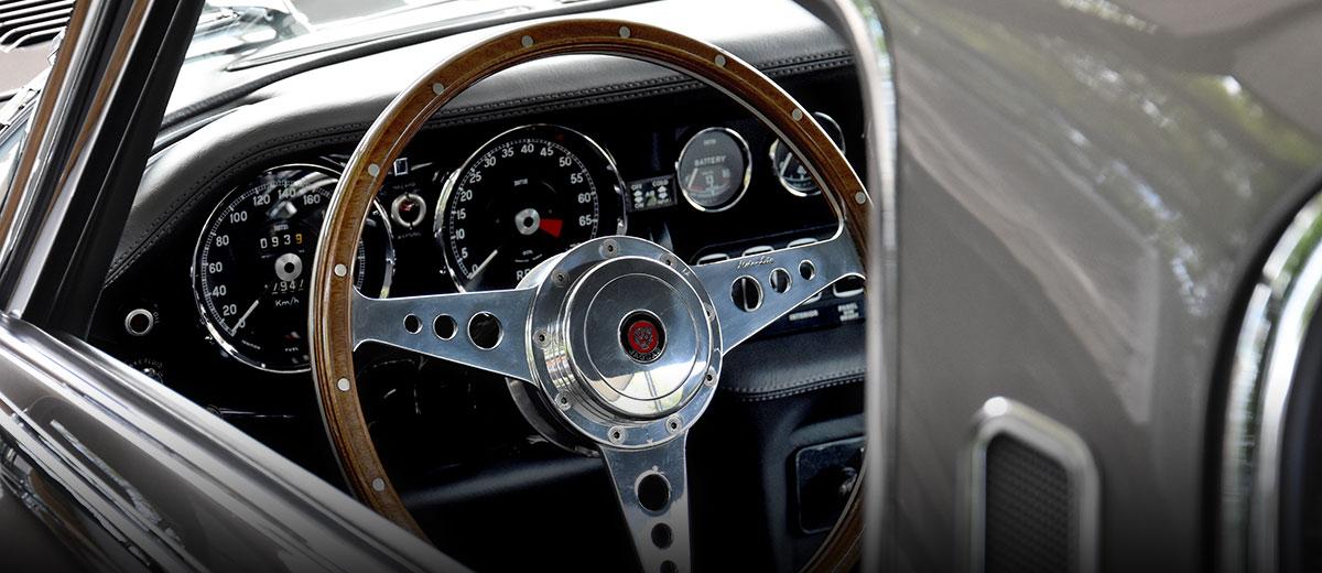 Gorgeous Restored Jaguar E-Type feature