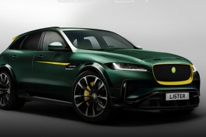 Lister SUV Feature