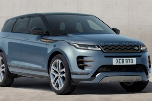 Range Rover Evoque feature