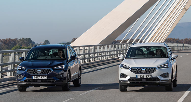 SEAT Tarraco 2019 front 1