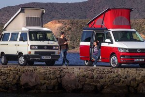 VW California 30 years special edition feature