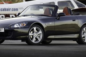 Honda S2000 feature