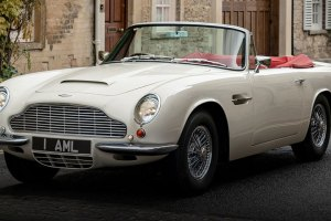 aston martin heritage electric drop in powertrain feature