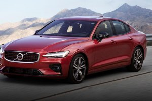 New Volvo S60 R-Design Edition feature