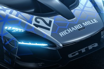 McLaren Senna GTR feature