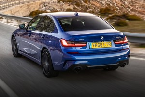 New BMW 3 Series Saloon 2019 feature