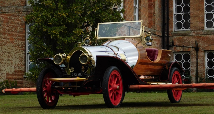 Chitty Chitty Bang Bang Replica Braxted 14