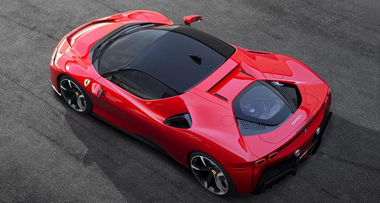 Ferrari SF90 Stradale (2)