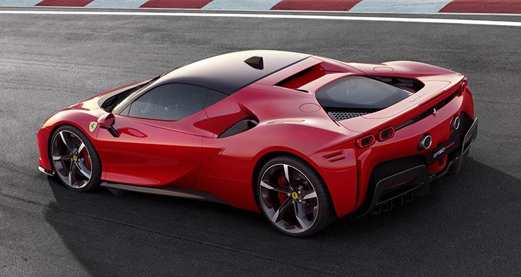 Ferrari SF90 Stradale (7)