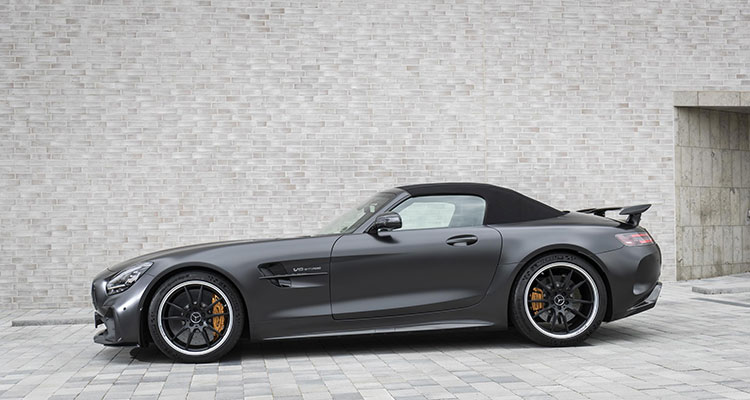 Mercedes-AMG GT R Roadster Convertible (3)