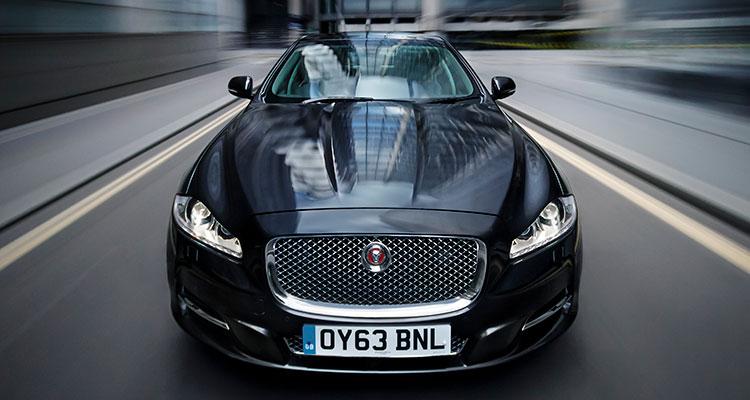Jaguar XJ front (1)