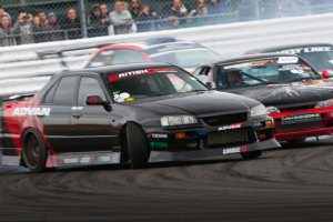 Redbull Drift Series feature