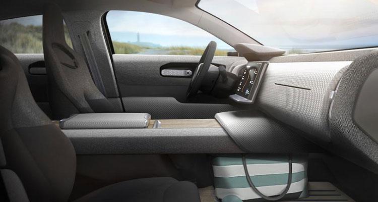 The Solar Powered Lightyear One Electric Car interior (3)